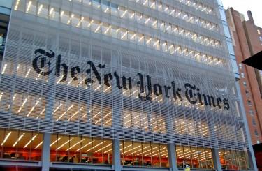 Tirocini al New York Times