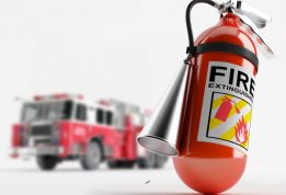 Prevenzione incendi per la sicurezza sul lavoro